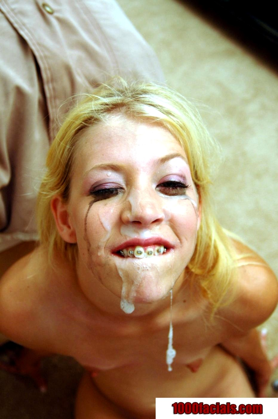 Leah luv facial