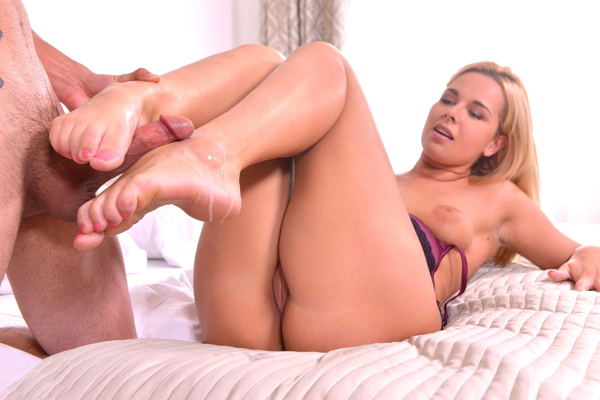 Foot Fuck Porn Pics