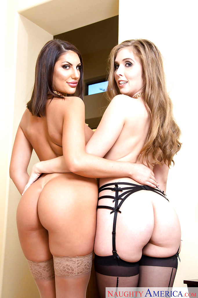 Sensual Gianna Michaels Party