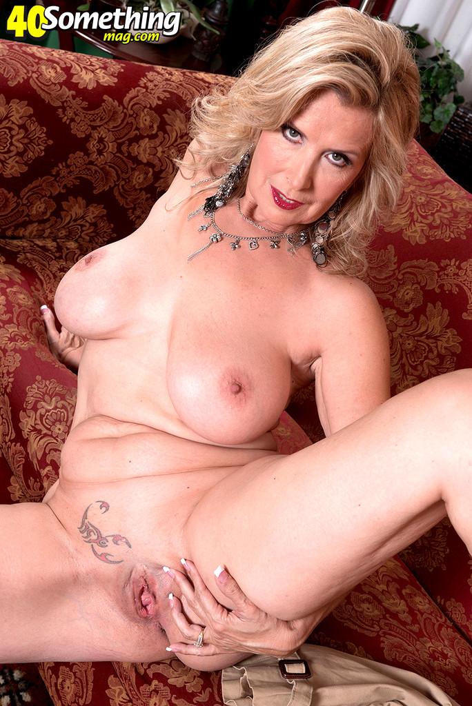 mature laura topless self shot
