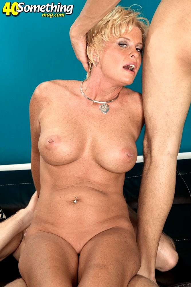 Milf trixie blu night