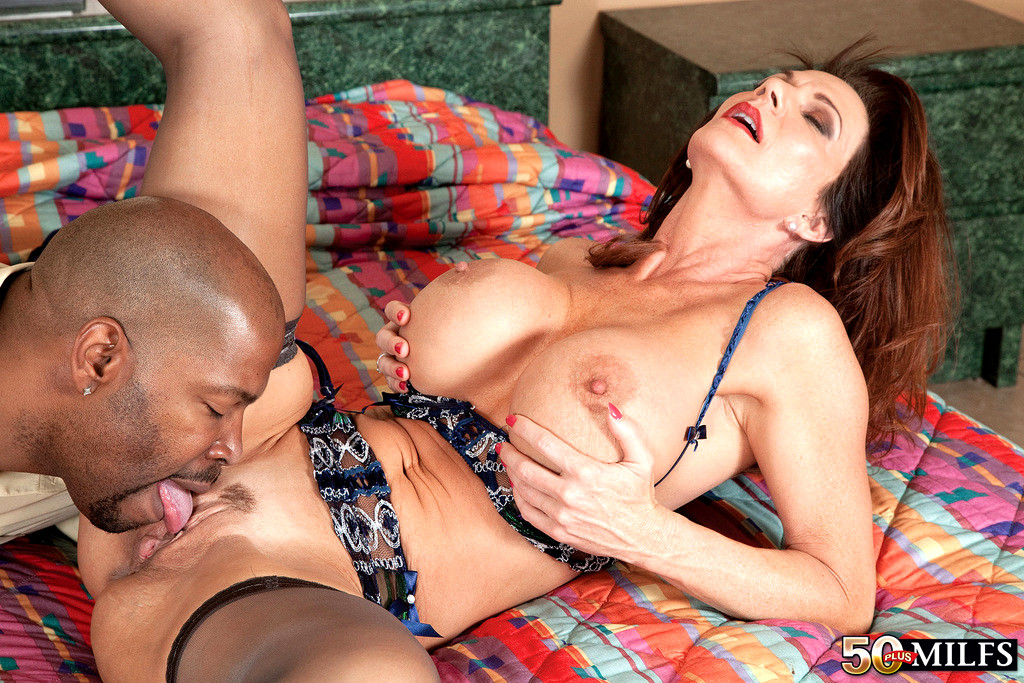 Ig busty milf, deauxma, fucks young stud as hubby watches