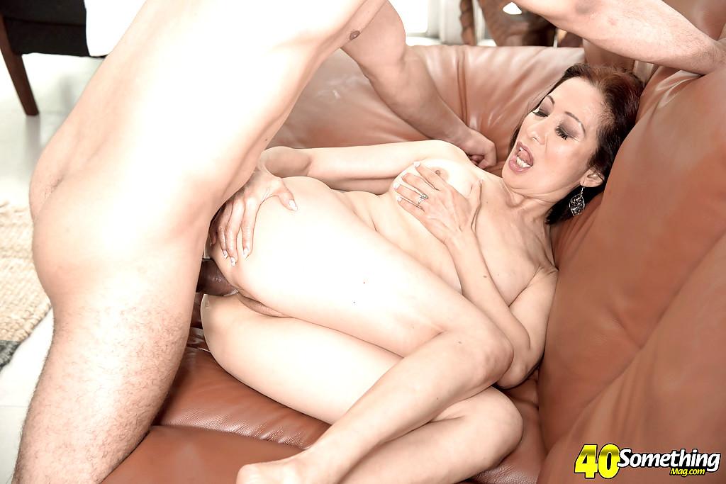 guys licking womens boobs
