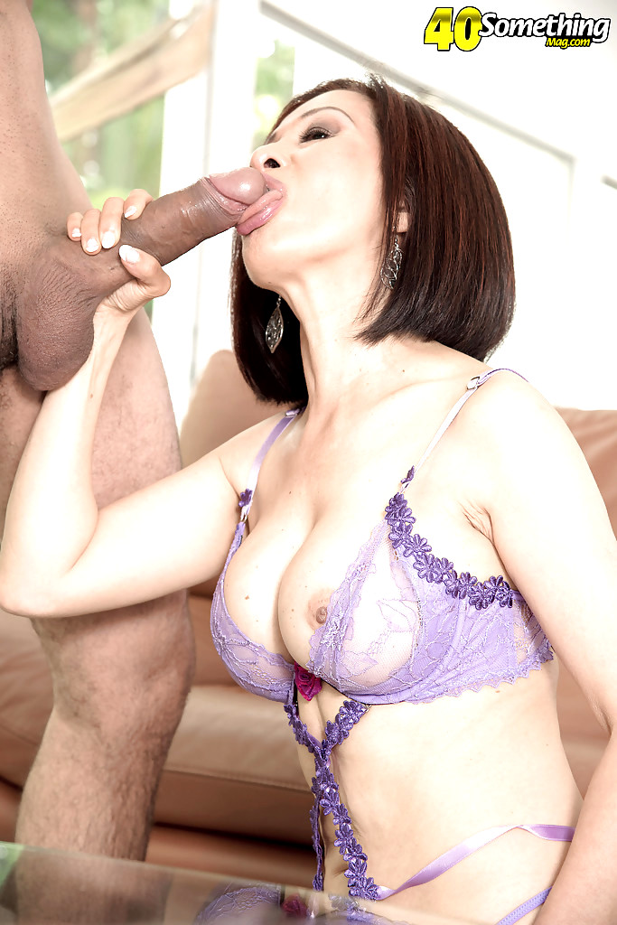 Bj by a mature and expert cum eater 8