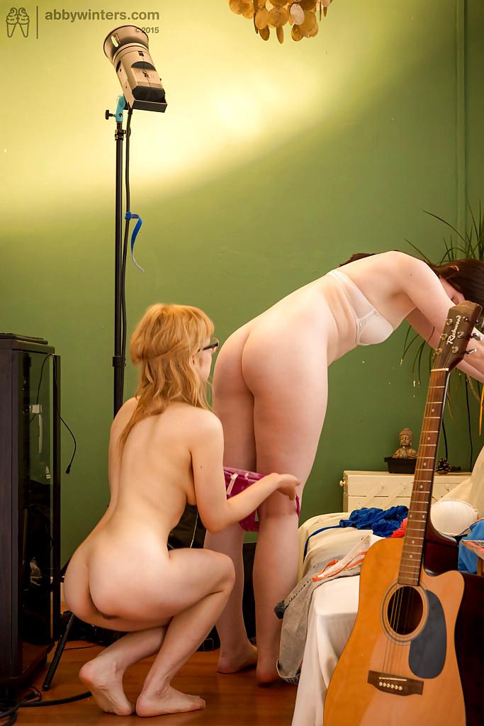 naked cow girl tv