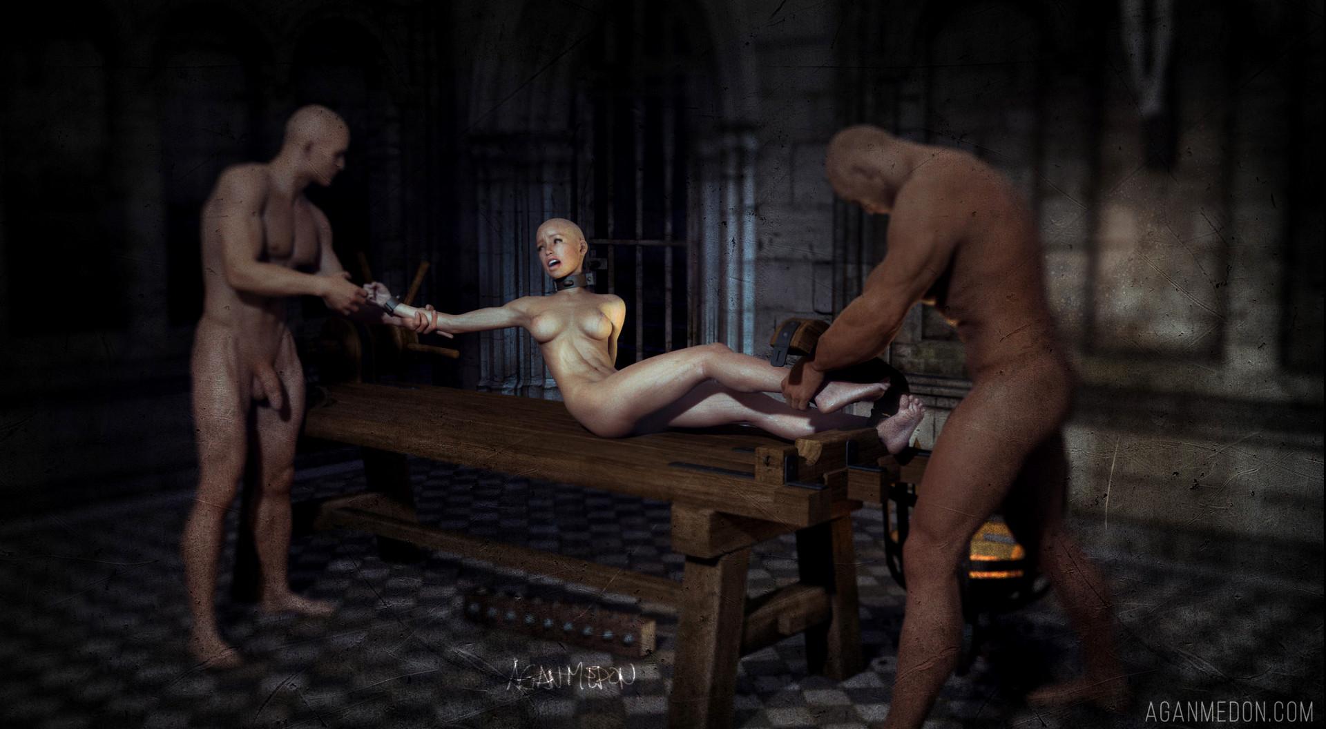 Inquisition torture pregnant