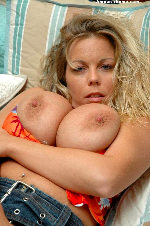 Whom Amber lynn bach big boobs agree with