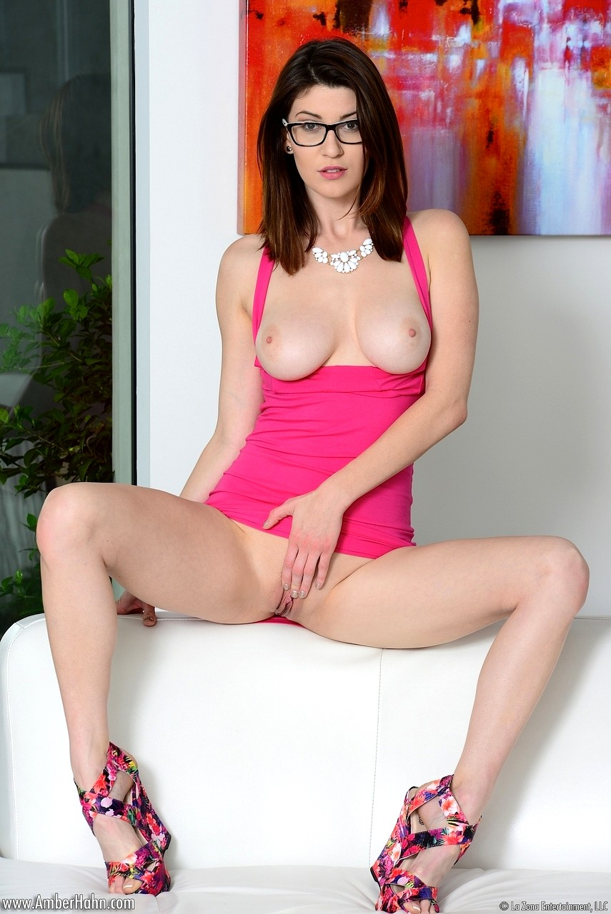 White Pussy Schwarz Hahn Tight New Amber
