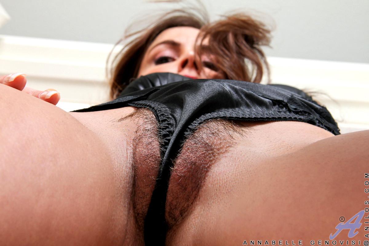 Girl Rubbing Her Panties
