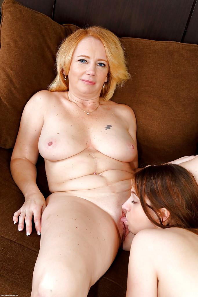 Lesbian nylon fetish video