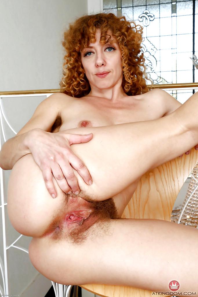 Mature open redhead wide, dark meat asian trat video