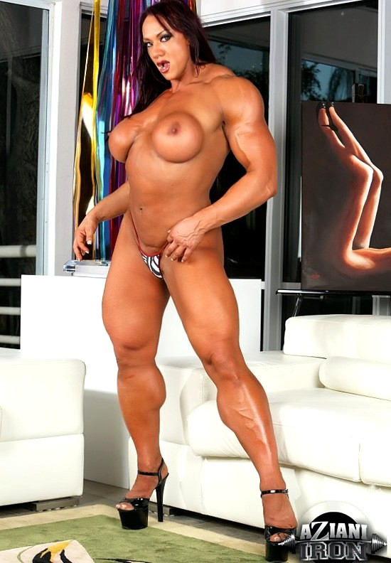 Aziani Iron Amber Deluca Hdef Naked Muscle Babe Porn -8434