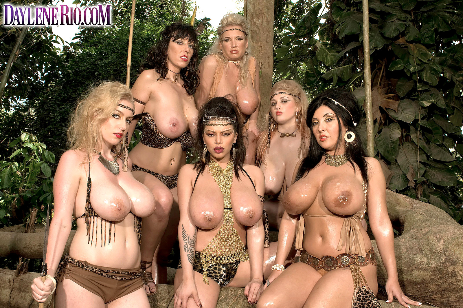 Recommend Big amazon women naked think