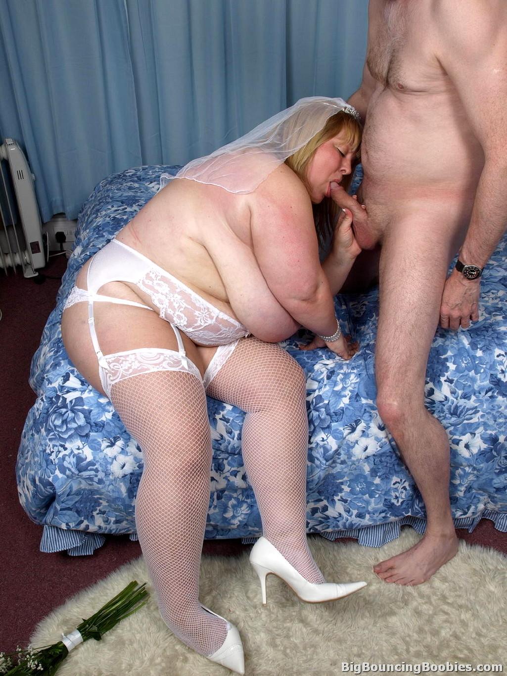 Mom mature bride XXX galery