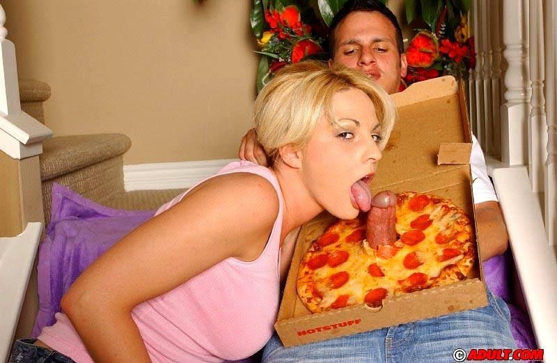 Sindy big sausage pizza