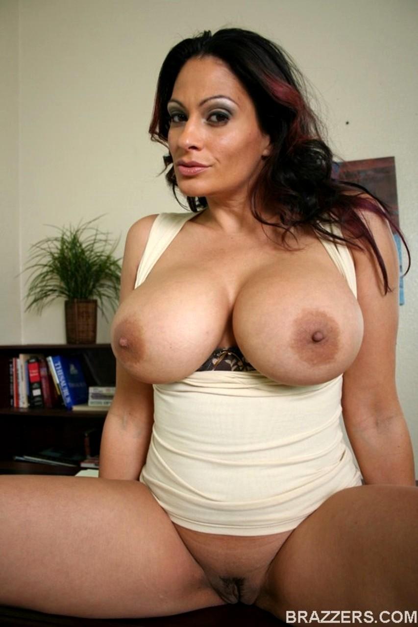 Big Titts At Work