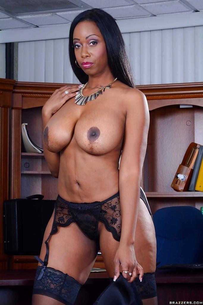 Black Naked Girls Presents