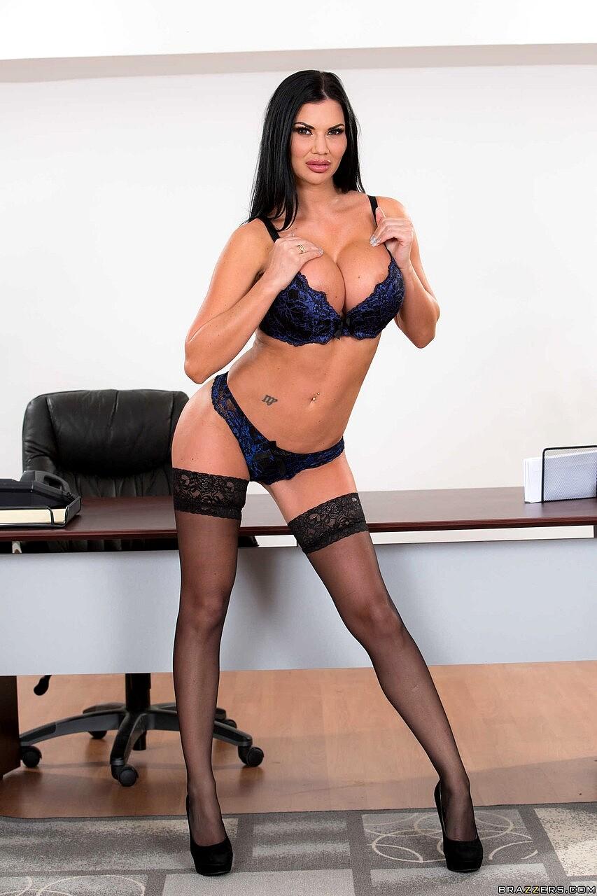Big Tits At Work Jasmine Jae Keiran Lee Set Office Curcy