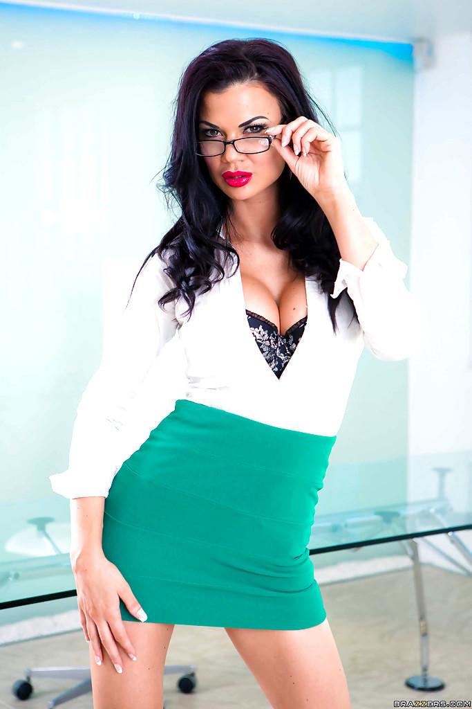 Big Tits At Work Jasmine Jae Premium Panties Virtual