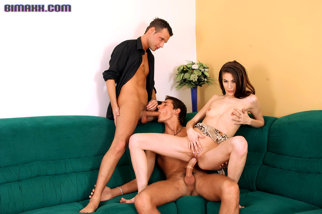 3way fucking with 2 stacked chicks and their roommate - 2 part 10