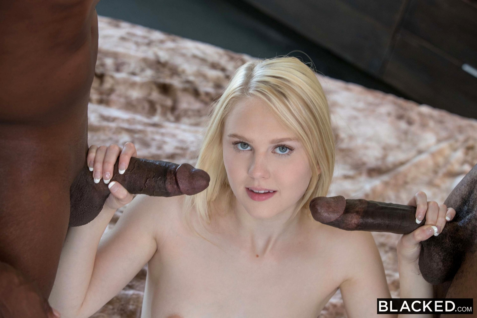 Blacked august and valentina share bbc 9