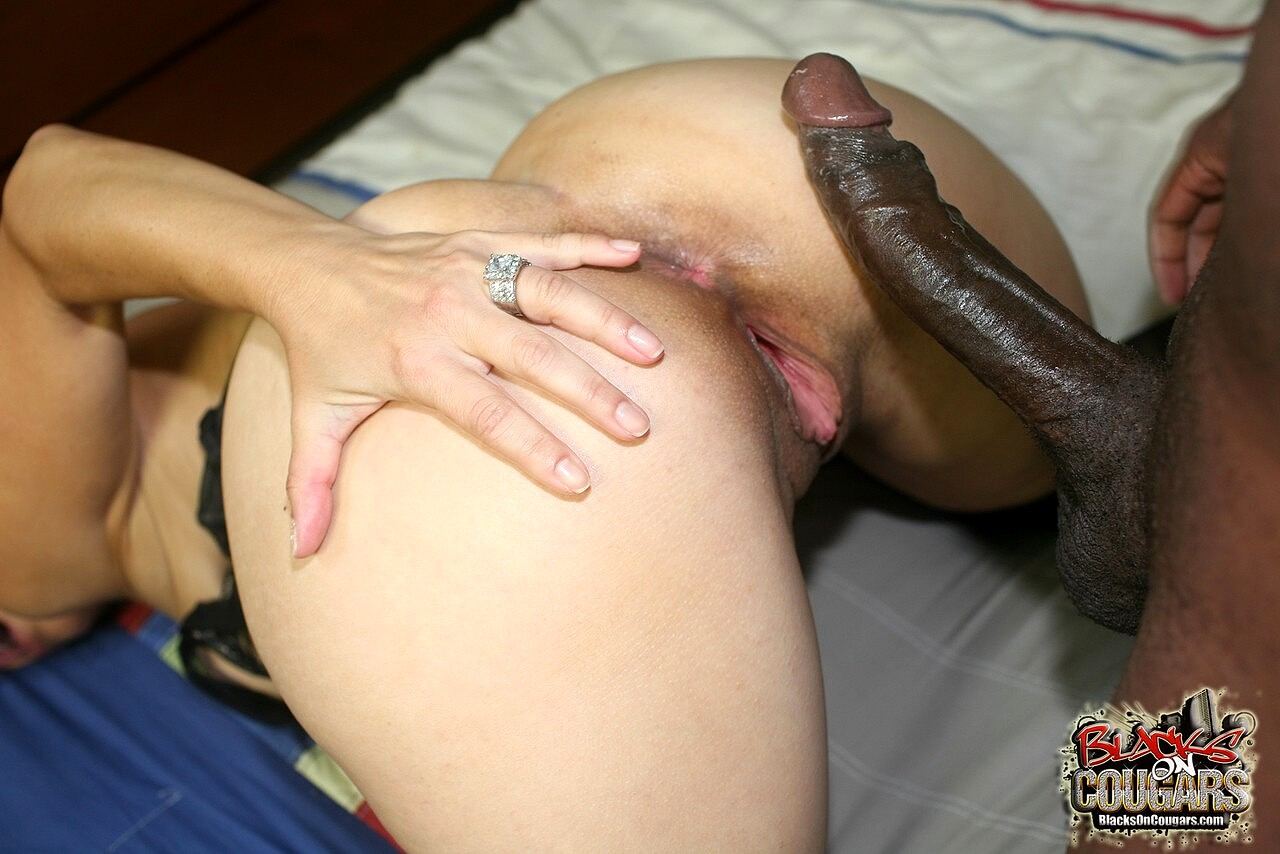 banged Cougars getting