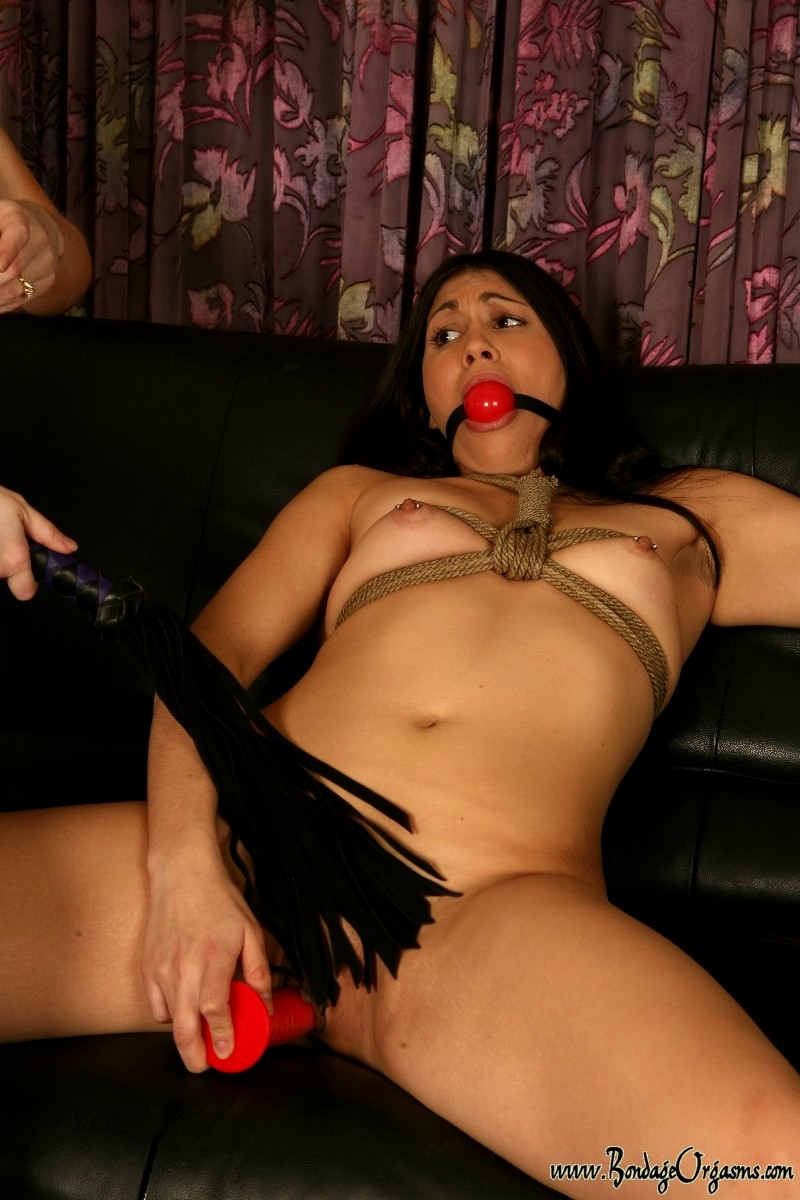 Natali demore bondage orgasms