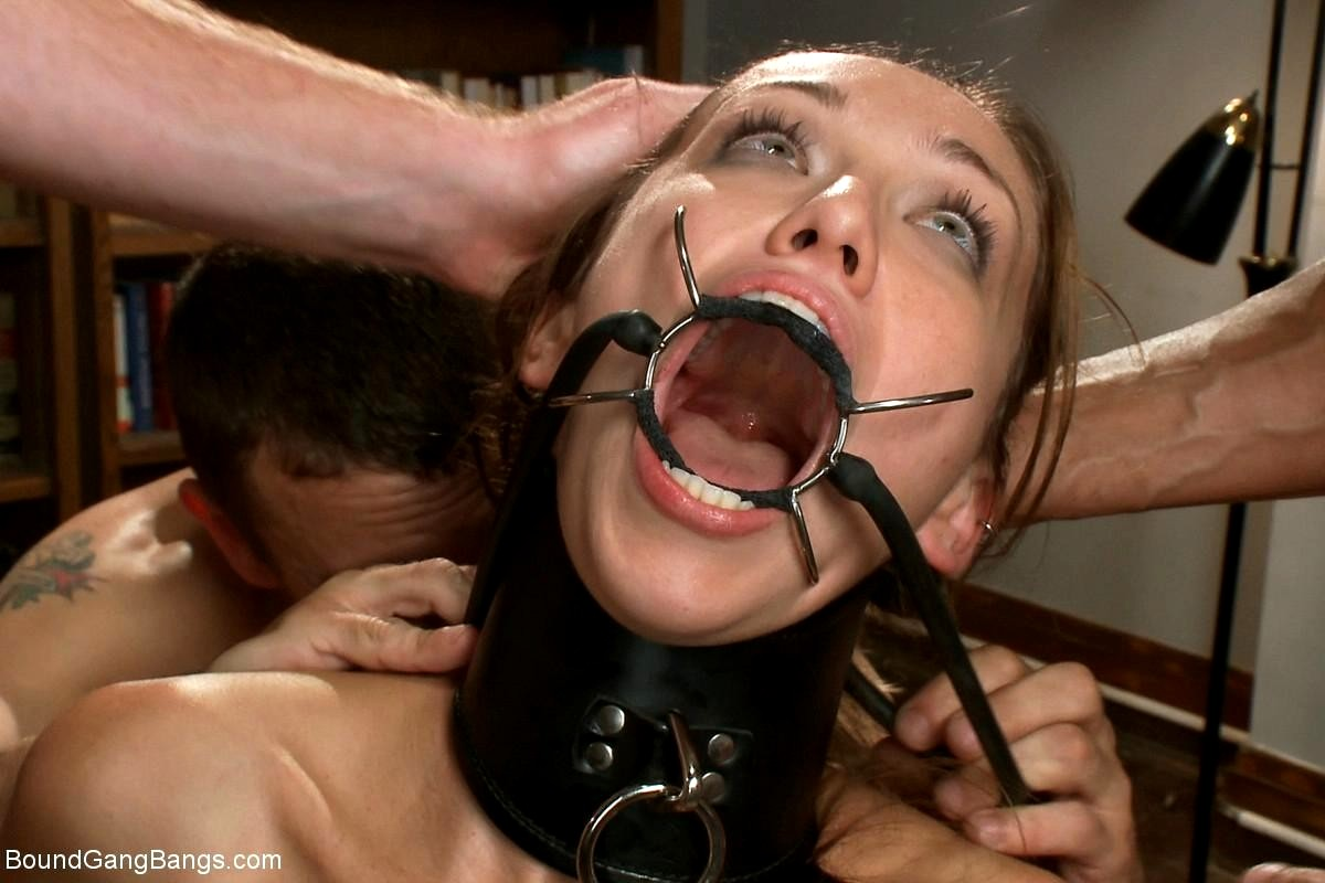 Forced ring gag sex videos