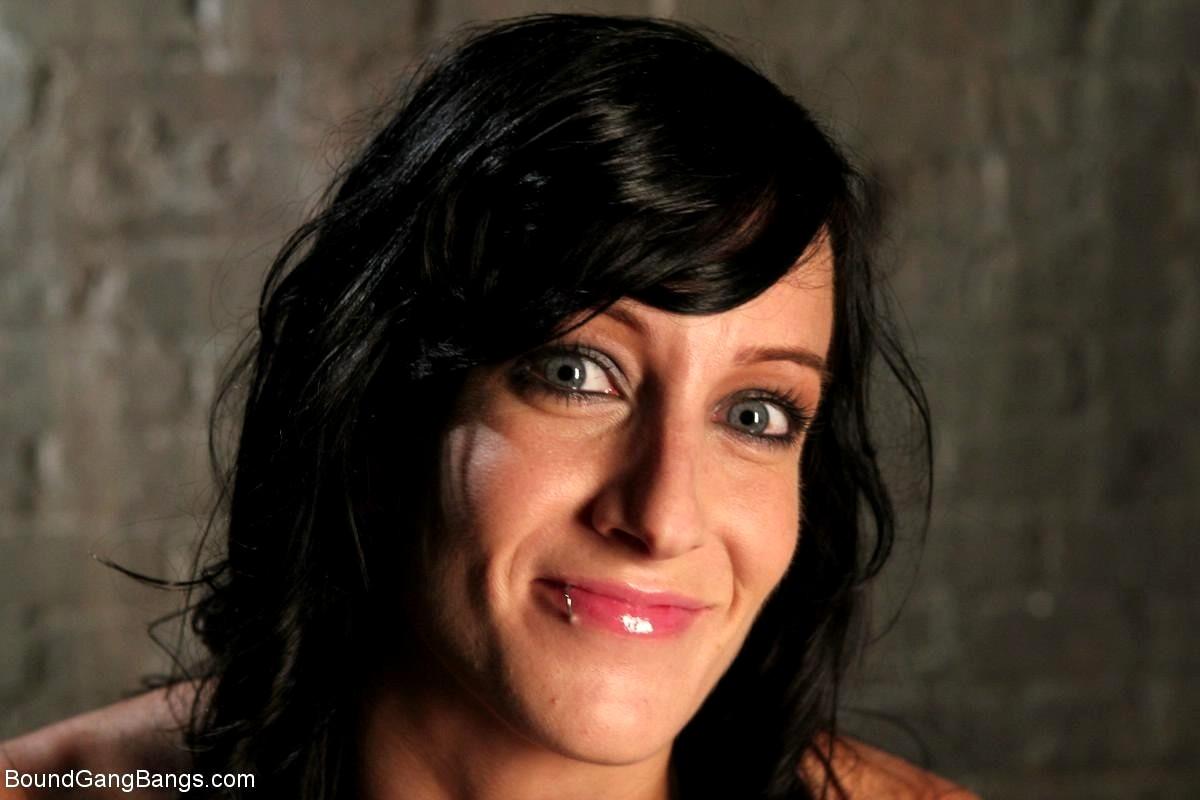Bound Gang Bangs Elise Graves Adorable Kinky Analytics Sex