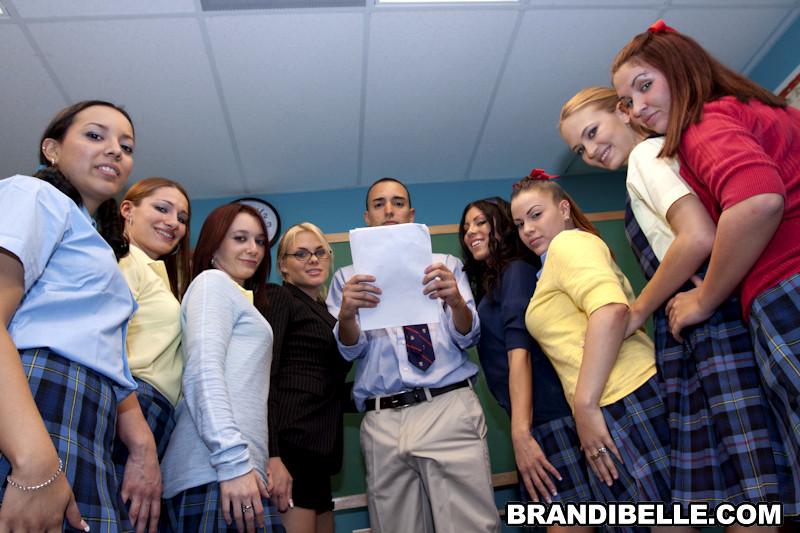 Brandi Belle Brandi Belle Unblocked Schoolgirl Theme Sex