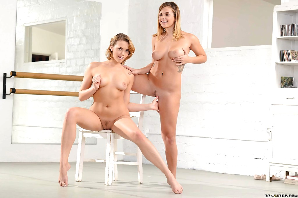 Mia Malkova Lesbian Massage