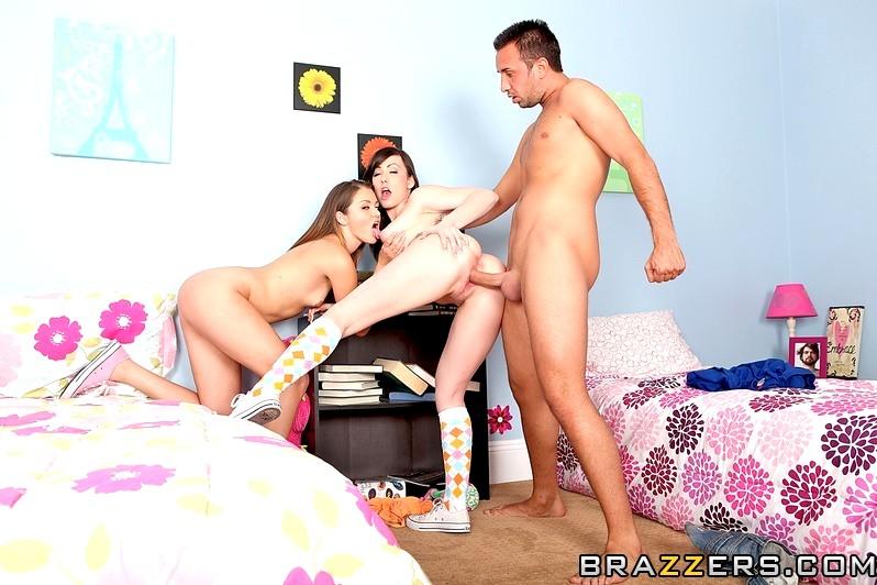 Allie Haze And Jennifer White