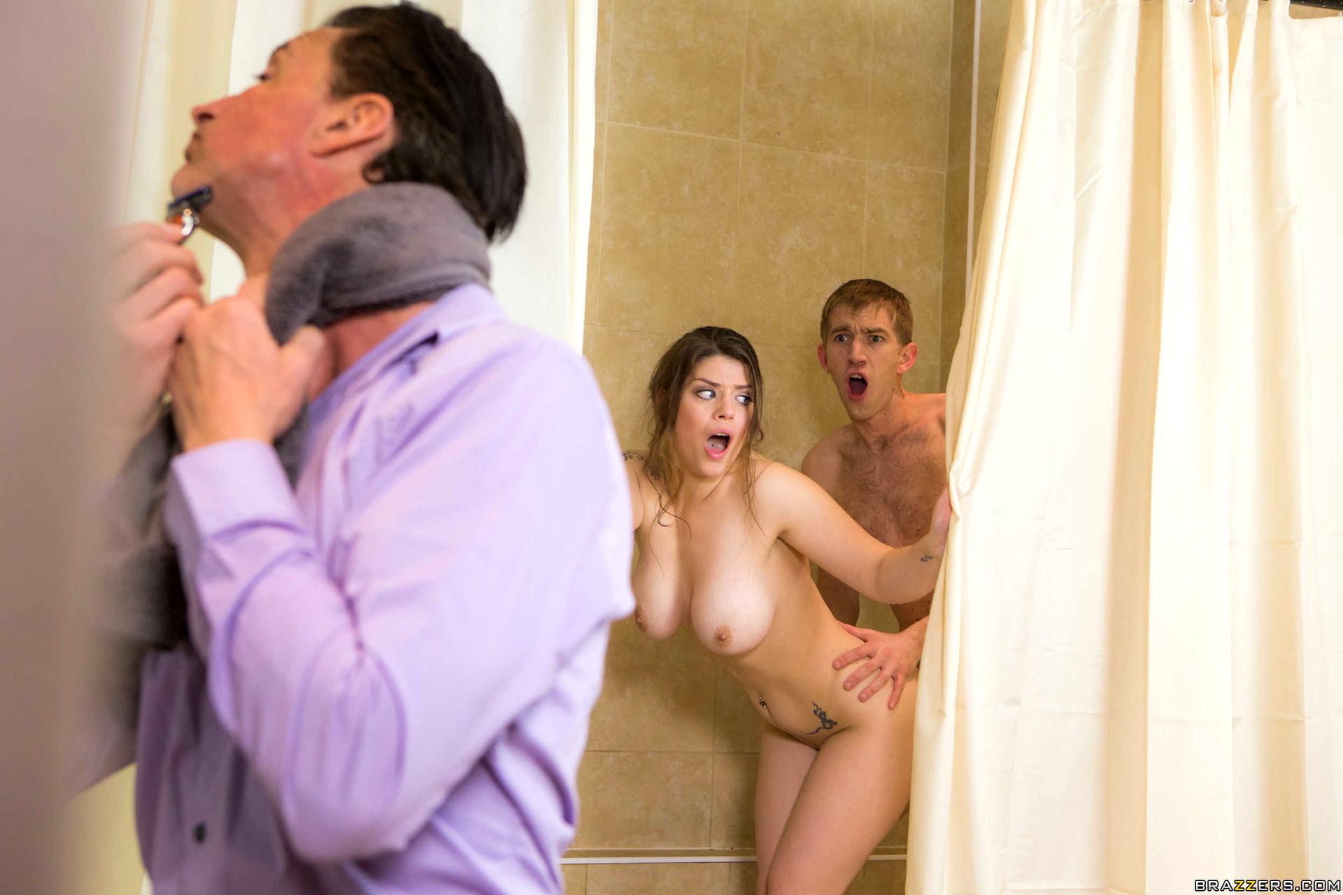 Cheating wife nude shoot