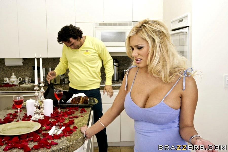 Brazzers Network Shyla Stylez Newest Kitchen Pornart Sex Hd Pics
