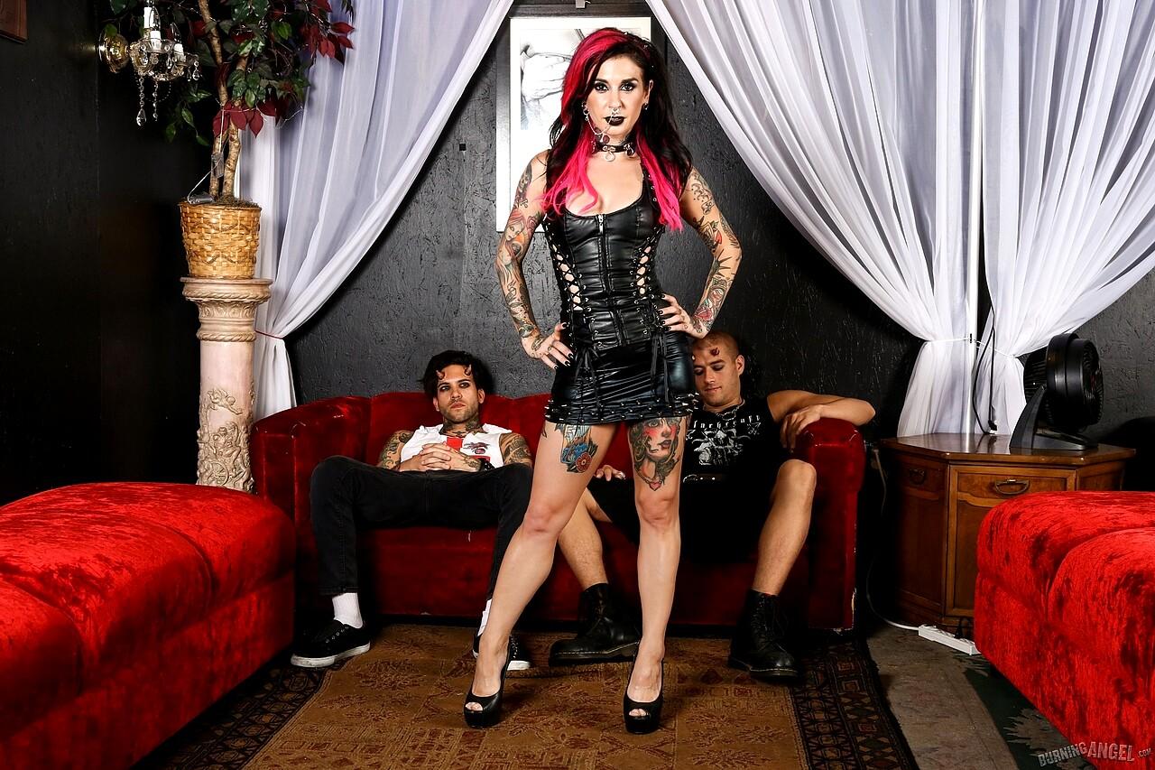 Gothic orgy