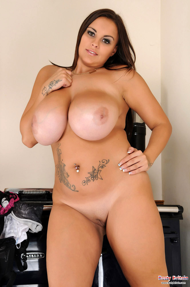 Busty Britain Terri Jane Many Massive Tits Newsletter Sex -7462