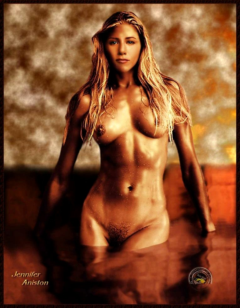 Jennifer aniston nude in shower — img 7
