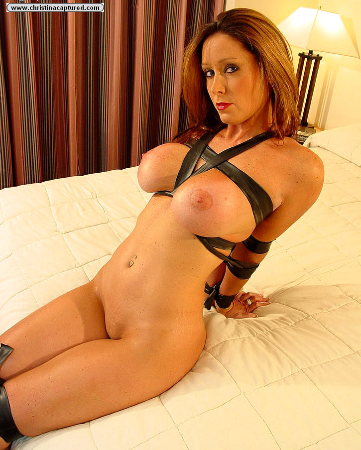 Speaking, Bdsm christina carter bondage