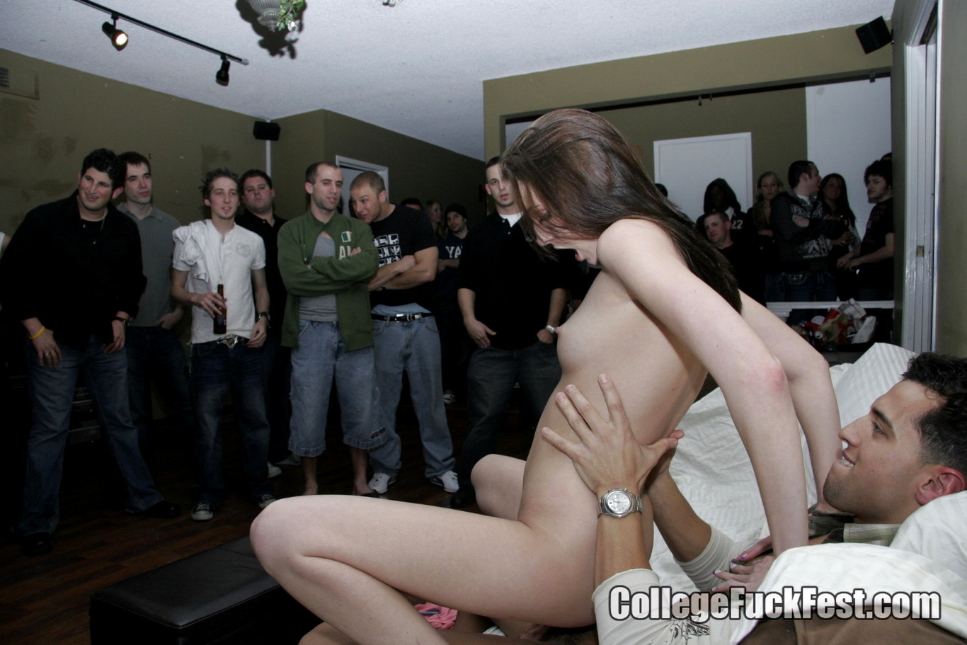 College teens disgraced 18 anal