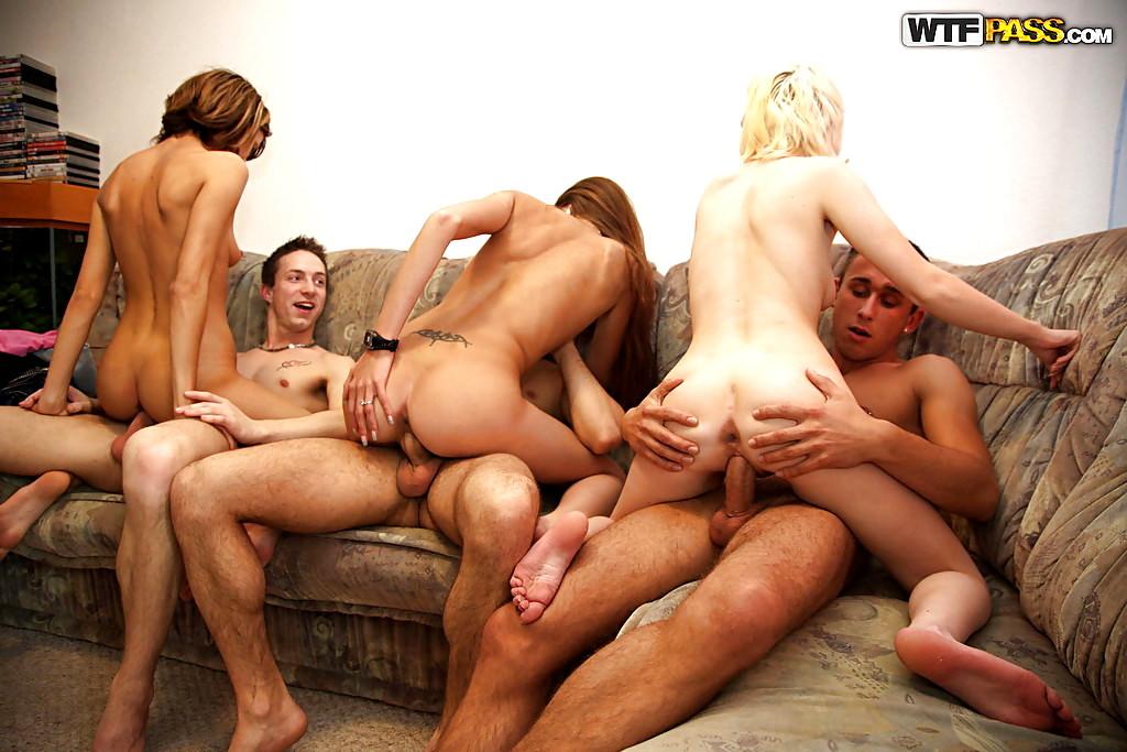 Erotic sex group