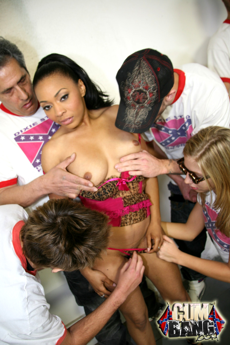 Anita peida gets revenge on her parents with gangbang