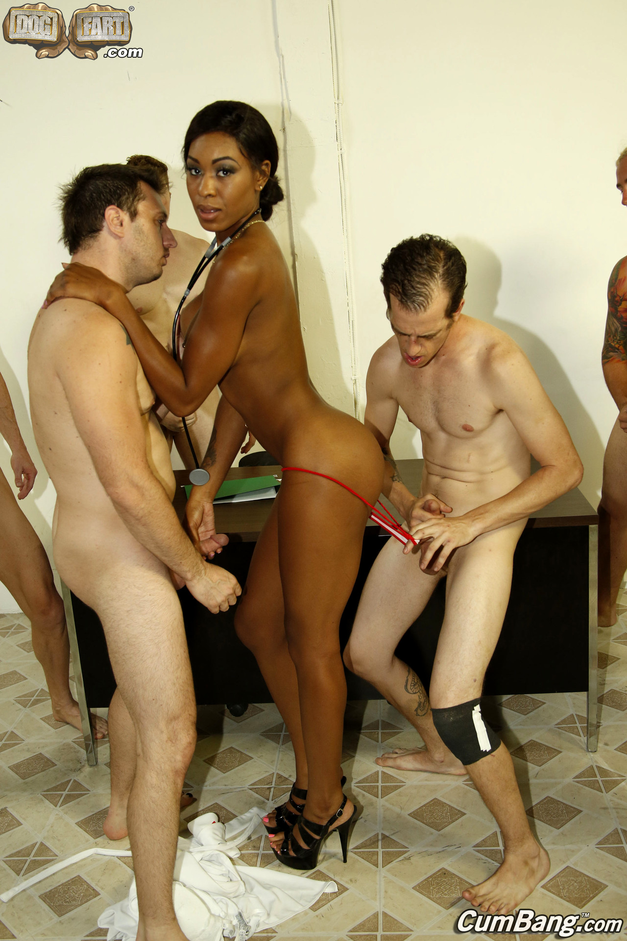 Sophie dee interracial fucked - 3 4