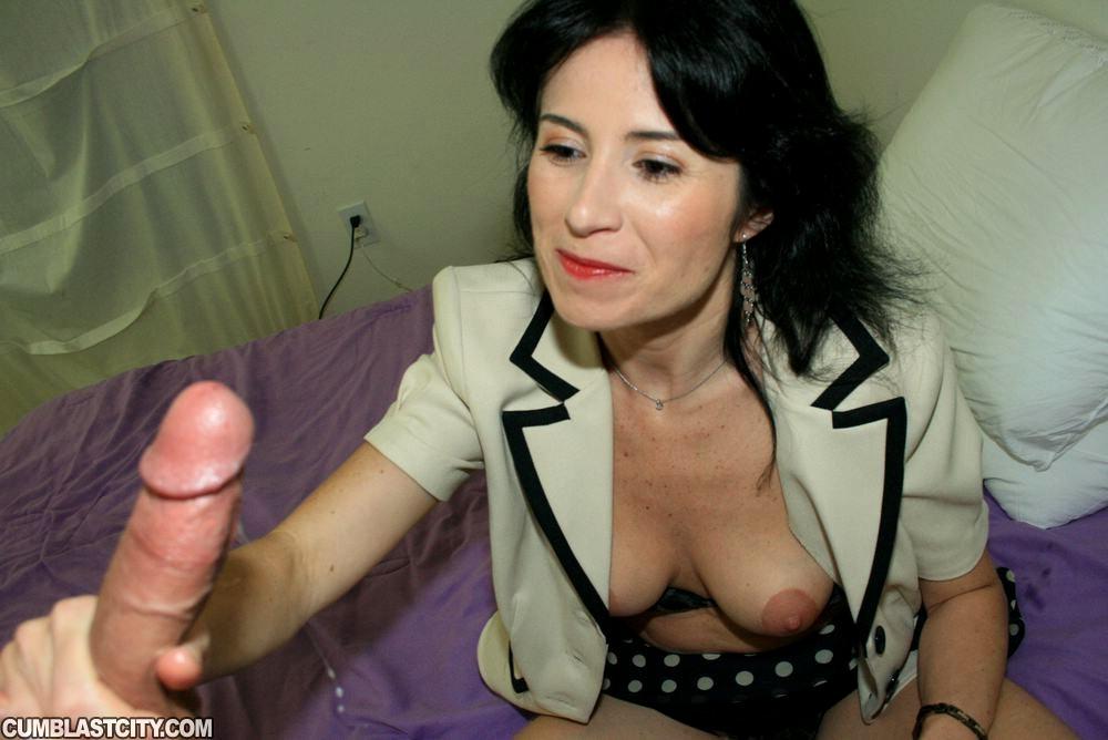 Mature Asian Hand Job