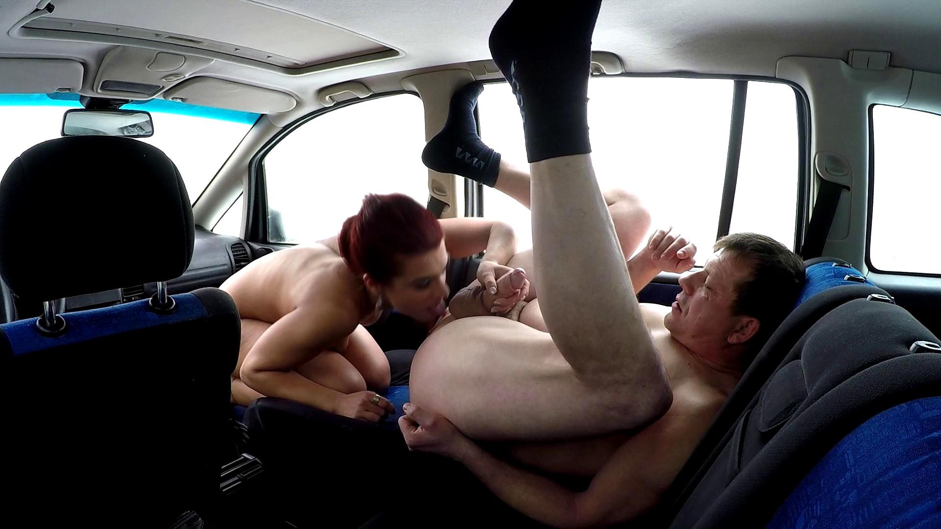 Real Czech Prostitute Takes Money For Car Sex Tnaflix Porn Pics