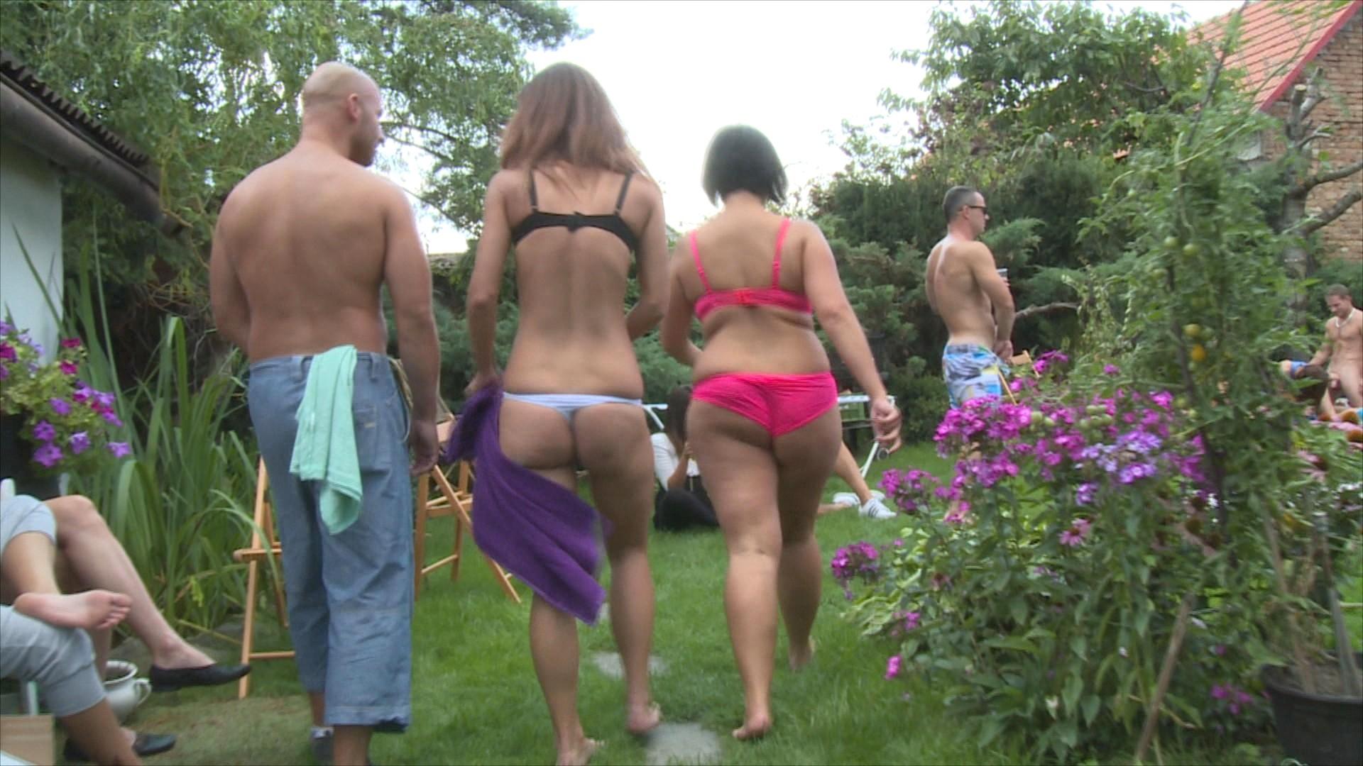 Czech Garden Party Czechgardenparty Model Fl Group Sex -3699