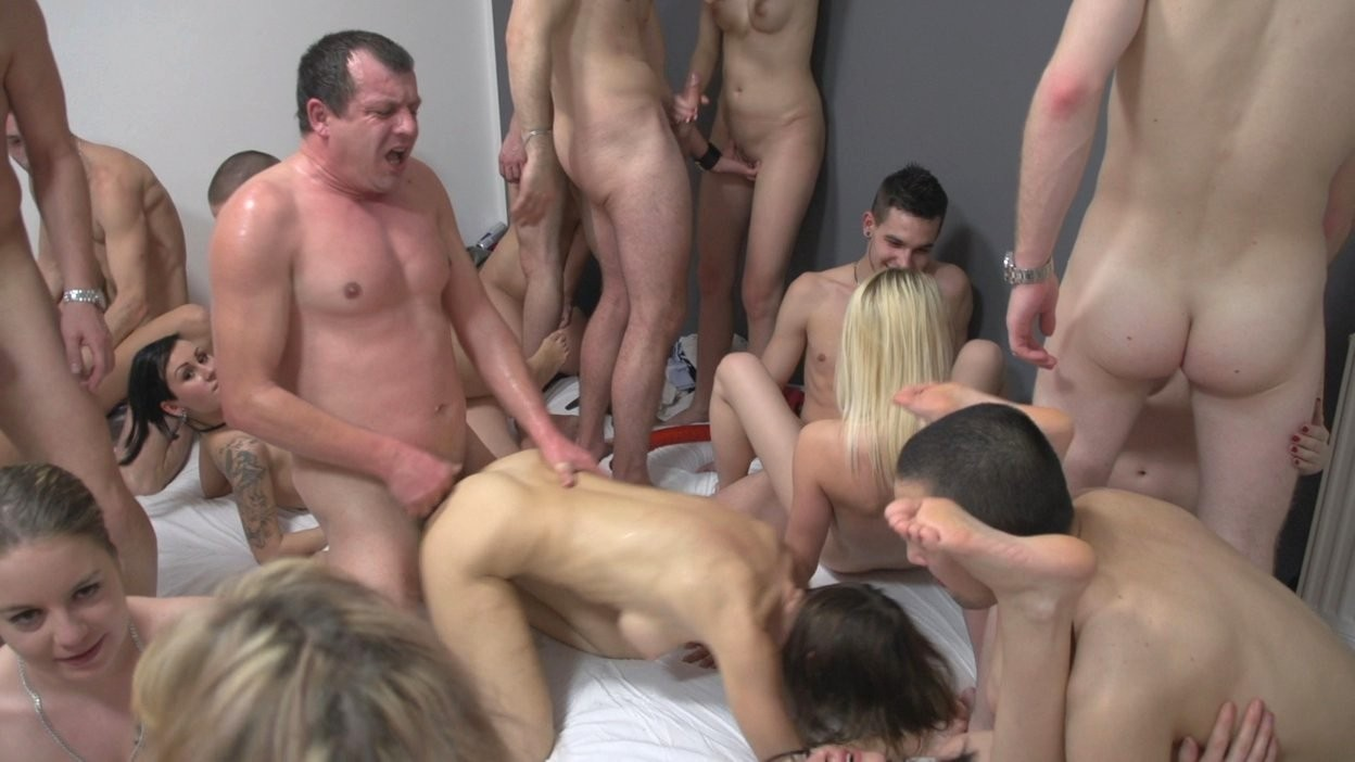 czech swinger sex