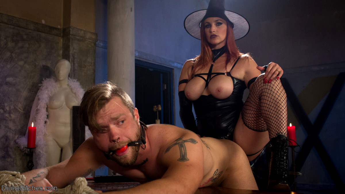 Cherry torn enjoys kinky bdsm pleasures 10