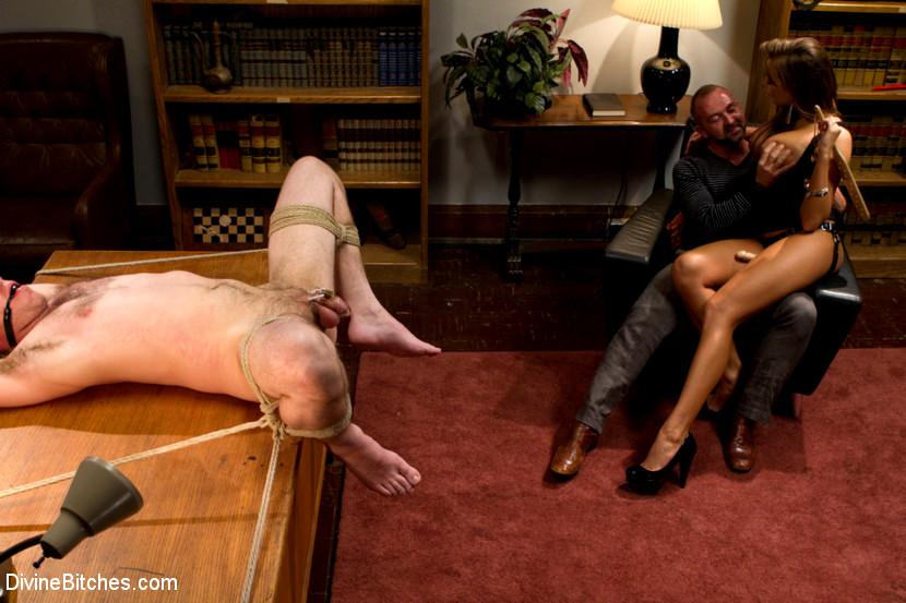 Husband and bondage stories — 15