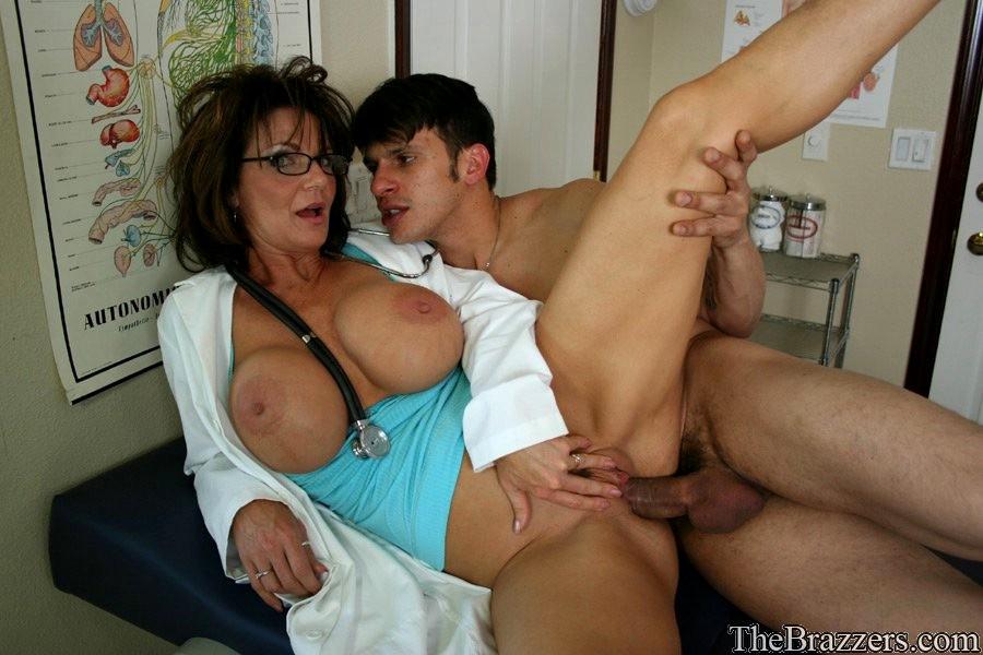 Big Titty Step Mom Takes Big Dick
