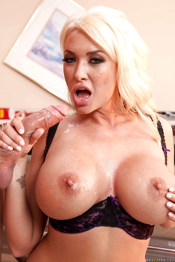 Like when busty lanny barbie gets hers drilled need